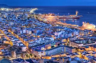 Panorámica Ciudad de Almería