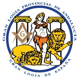 Emblema Gran Logia de Andalucía