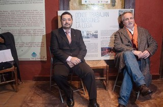 Manuel Barea y Sebastián de la Obra