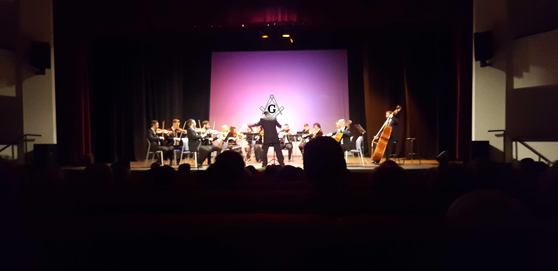 Exitoso concierto benéfico Mijas