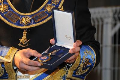 250th Anniversary Celebrations of St. John's Lodge No.115 (Gibraltar)