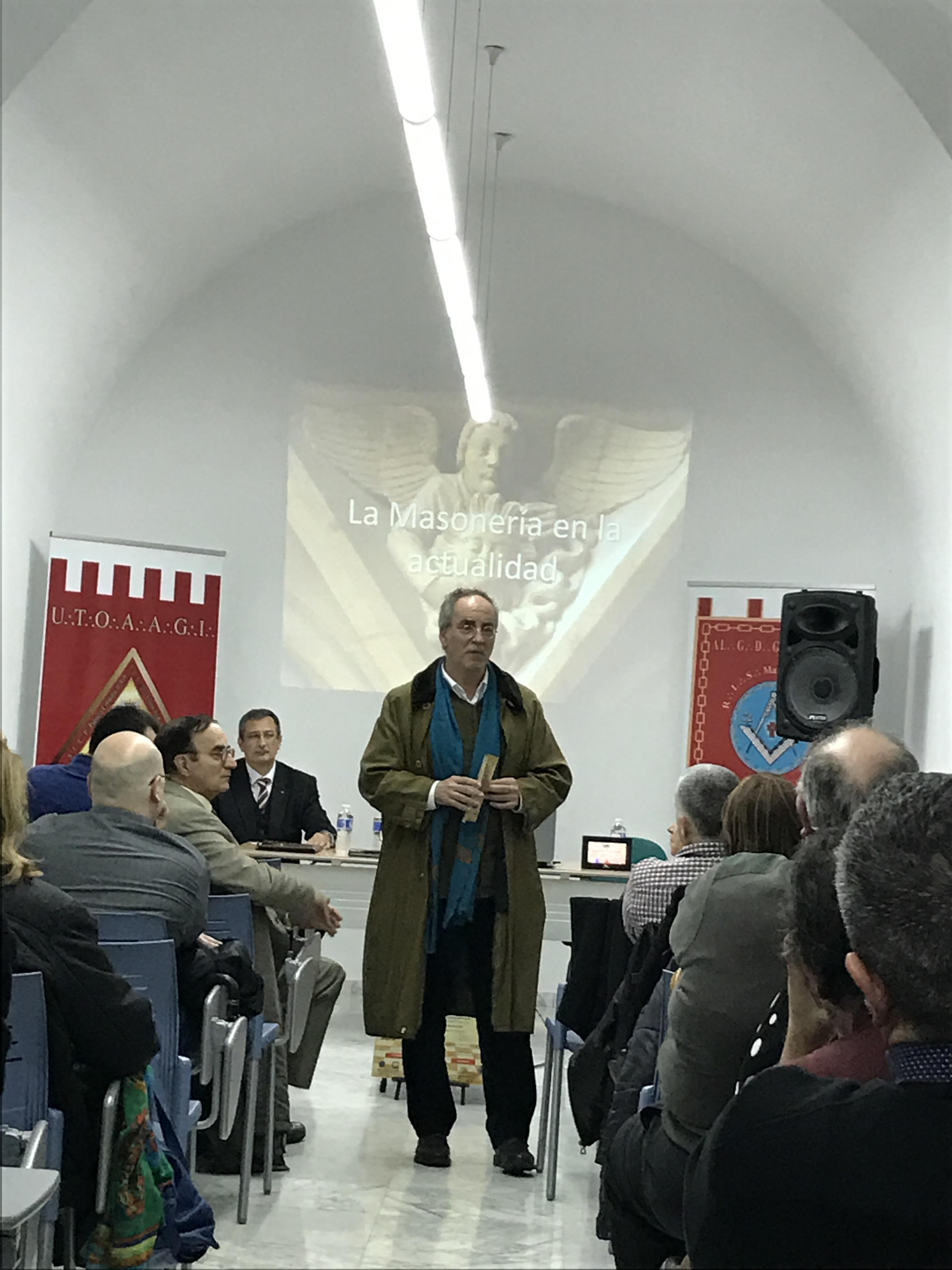 Jornadas sobre la presencia de la Masonería en Córdoba